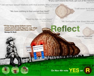 Reflect - Vote Yes on R