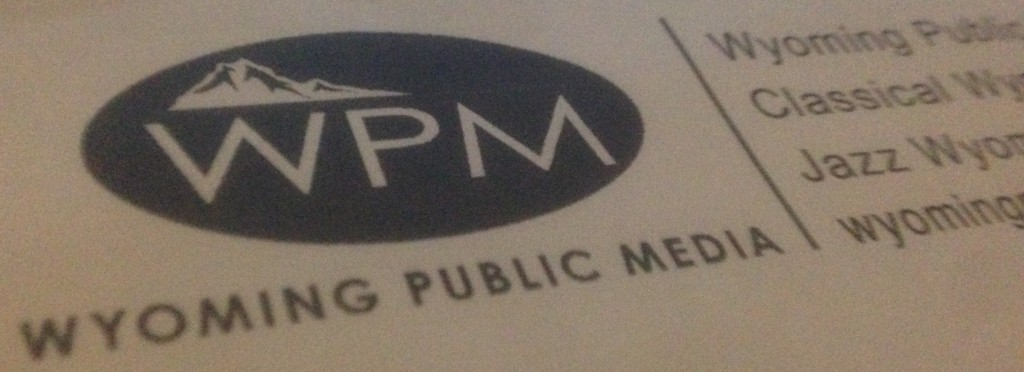Wyoming Public Media Letterhead
